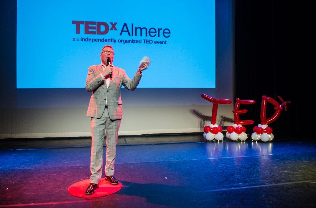 Uitverkocht Tedx Almere 2017